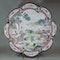Large fine Canton enamel lobed tray Qianlong (1736-1795) circa 1760 - image 1