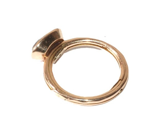 Armillary sphere ring - image 2
