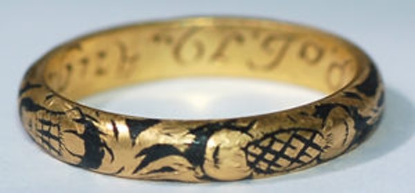 Memento Mori Skull Ring - image 6