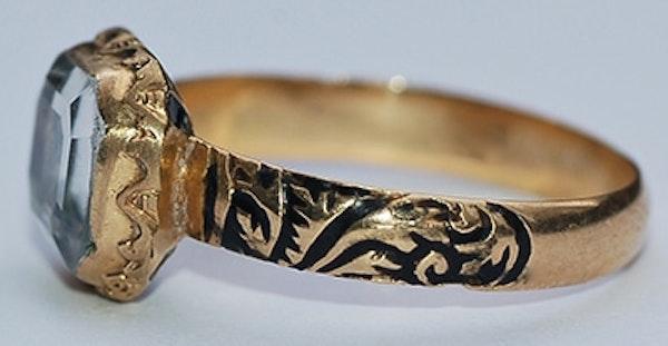 Stuart Crystal Ring - image 4