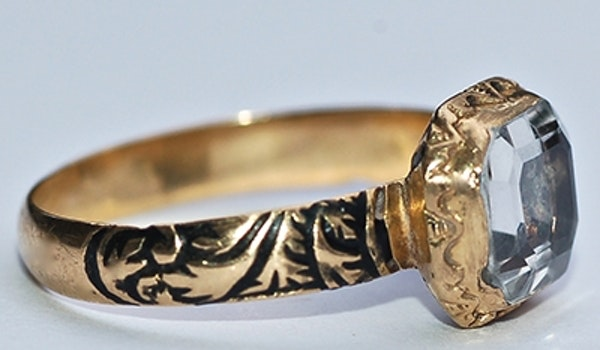 Stuart Crystal Ring - image 5