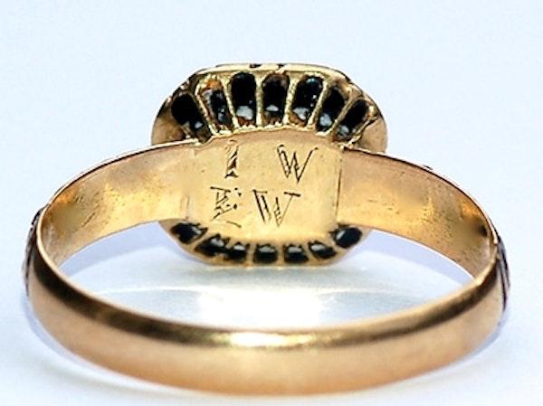 Stuart Crystal Ring - image 3