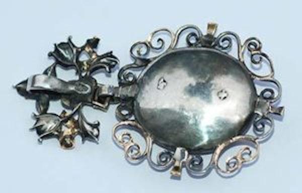 Spanish Reliquary Pendant - image 3