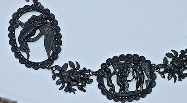 Berlin Iron Mythological Necklace - image 5