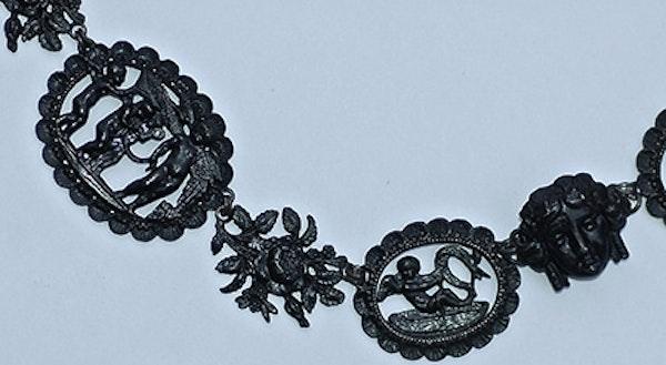 Berlin Iron Mythological Necklace - image 2
