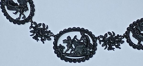 Berlin Iron Mythological Necklace - image 7
