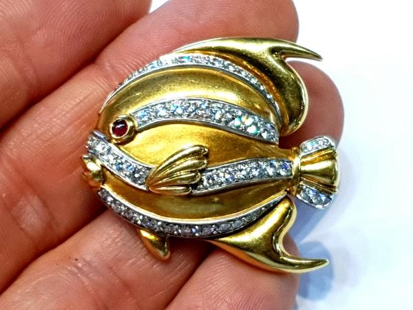 Tiffany tropical fish  DBGEMS - image 2