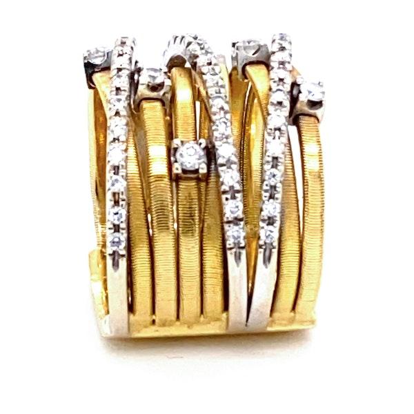 Marco Bicego Goa diamond Ring - image 2