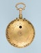 GOLD AND ENAMEL REPEATER AND CHATELAINE - image 5