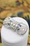 "A very fine Platinum, Diamond and ""Calibre cut"" Sapphire ""Art Deco"" Brooch, Circa 1930. 5,750.00 - image 1"