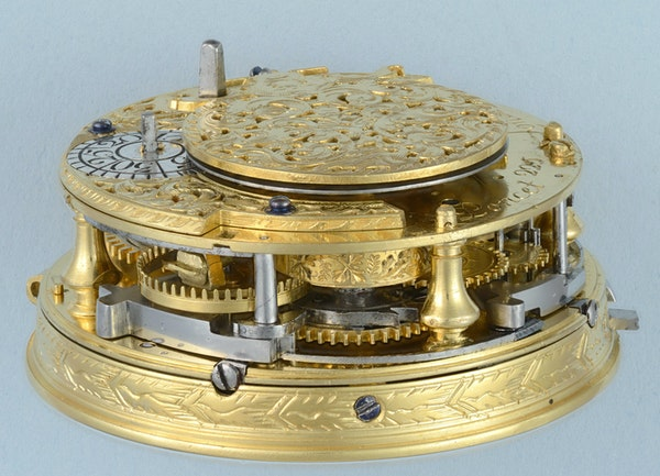 RARE EARLY AUTOMATON REPEATER - image 2