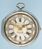SILVER HALLMARKED CHAMPLEVE DIAL VERGE - image 5