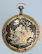 RARE GOLD DECORATED WATCH AND CHATELAINE - image 6