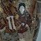 Japanese Satsuma vase with decoration of Samurai - image 3