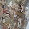Japanese Satsuma vase with decoration of Samurai - image 5
