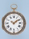 GOLD AND ENAMEL TRIPLE CASED VERGE POCKET WATCH - image 4