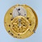 GOLD AND ENAMEL QUARTER REPEATING POCKET WATCH - image 3