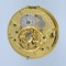 GOLD AND ENAMEL REPEATING FRENCH CYLINDER POCKET WATCH - image 2