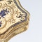Continental gold, enamel case, Russian import marks c.1900 - image 6