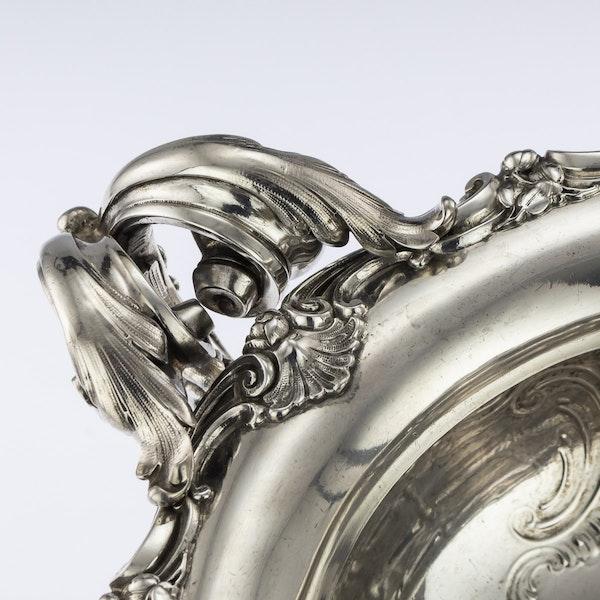 19th Century German Silver Jardiniere by D. Vollgold & Sohn, Berlin c.1890 - image 3