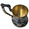 Russian Silver and Enamel Tea Glass Holder, Moscow c.1900 - image 4