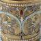 Russian Silver-Gilt and Cloisonné Enamel Tea Glass Holder, c.1900 - image 5