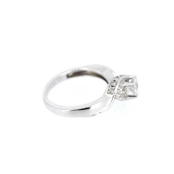 0.75ct Solitaire Diamond Ring. S.Greenstein - image 4