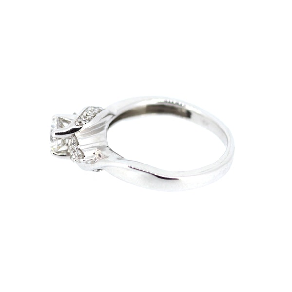 0.75ct Solitaire Diamond Ring. S.Greenstein - image 2
