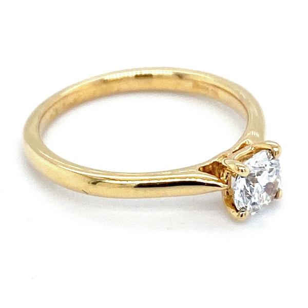 Diamond Engagement Ring - image 2