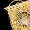 ANTIQUE 20thC 18K GOLD QUARTER REPEATING CARRIAGE CLOCK, LONDON c.1924 - image 14