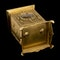 ANTIQUE 20thC 18K GOLD QUARTER REPEATING CARRIAGE CLOCK, LONDON c.1924 - image 6