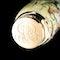 ANTIQUE 19thC VICTORIAN 18k GOLD & ENAMEL SCENT BOTTLE, SAMPSON MORDAN c.1880 - image 8