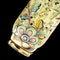 ANTIQUE 19thC VICTORIAN 18k GOLD & ENAMEL SCENT BOTTLE, SAMPSON MORDAN c.1880 - image 17
