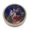 ANTIQUE 18thC SWISS 18k GOLD & ENAMEL SNUFF BOX, GUIDON, REMOND & GIDE c.1790 - image 1