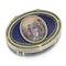 ANTIQUE 18thC FRENCH 18k GOLD & ENAMEL SNUFF BOX, PARIS c.1784 - image 1