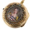 ANTIQUE 18thC SWISS 18K GOLD & ENAMEL, DIAMOND OPEN-FACED VERGE WATCH c.1770 - image 8