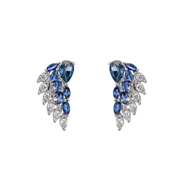 Fern earrings - image 3
