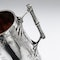 ANTIQUE 19thC VICTORIAN AESTHETIC MOVEMENT SOLID SILVER JUG & BEAKERS c.1883 - image 8