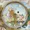 ANTIQUE 19thC AUSTRIAN SILVER-GILT & ENAMEL MANTEL CLOCK, RUDOLF LINKE c.1890 - image 11