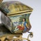 ANTIQUE 19thC AUSTRIAN SOLID SILVER-GILT & ENAMEL CARRIAGE, VIENNA c.1890 - image 15