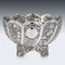 ANTIQUE 19thC CHINESE EXPORT SOLID SILVER BOWL, HUNG CHONG, SHANGHAI c.1890 - image 2