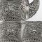 ANTIQUE 20thC INDIAN KARACHI-CUTCH SOLID SILVER TEA SET, J MANIKRAI c.1900 - image 11