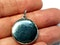 Platinum early 20th century locket  DBGEMS - image 2