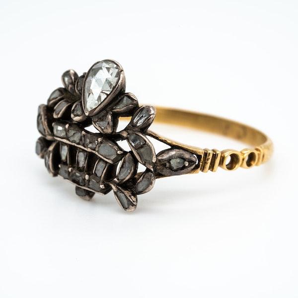 Georgian giardinetti ring - image 3