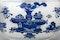 A CHINESE BLUE AND WHITE KANGXI JAR - image 2
