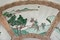 A PAIR OF RARE CHINESE FAMILLE VERTE AND NOIR DISHES, KANGXI (1662-1722) - image 4