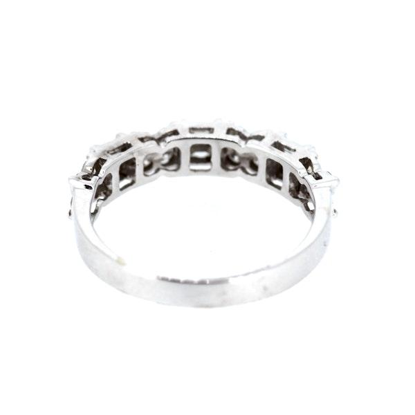 Fancy Diamond Eternity Ring. S.Greenstein - image 3