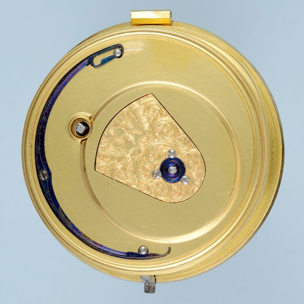 MASSEY TYPE I SILVER PAIR CASE POCKET WATCH BY MASSEY - image 3