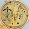 GOLD QUARTER REPEATING LEVER POCKET WATCH - image 4