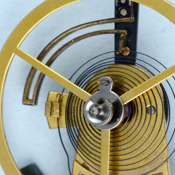 GOLD QUARTER REPEATING LEVER POCKET WATCH - image 3